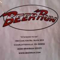 Photo taken at Beer Run by Greg B. on 1/1/2013