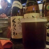 Photo taken at Sushi Yaro by Rhandy F. on 11/22/2014