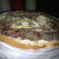 Photo taken at Betts Burger by Paulo C. on 6/30/2013