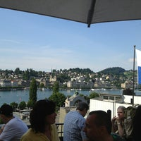 Photo taken at Lounge & Bar suite by Francesco R. on 6/8/2013