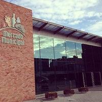 Photo taken at Mercado Municipal de Curitiba by Felipe S. on 6/1/2013