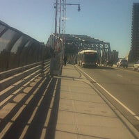 Photo taken at 145th Street Bridge by Solo T. on 10/16/2012