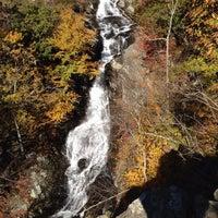 Photo taken at Whiteoak Canyon Falls by Genny on 10/21/2013