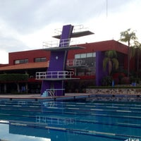 Photo taken at Club Atlas Colomos by Ale L. on 3/15/2013