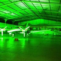 Photo taken at Aeroporto de Dourados (DOU) by Andre C. on 11/14/2012