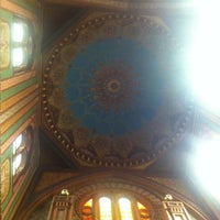 Photo taken at Plum Street Temple by Alex R. on 3/9/2013