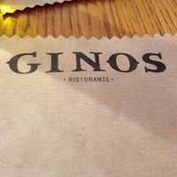 Photo taken at Ginos Málaga-Nostrum by M Angeles C. on 3/28/2014