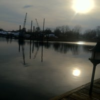 Photo taken at St. Lawrence River by Shannon B. on 4/17/2013