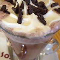 Photo taken at Costa Coffee by Rachel L. on 11/30/2013