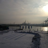 Photo taken at View Point Hamburg by Don G. on 12/13/2012