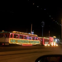 Photo taken at Blackpool Illuminations by Emma B. on 10/1/2016