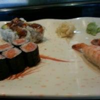 Photo taken at Fuji Restaurant by Tyler Irwin on 5/23/2013