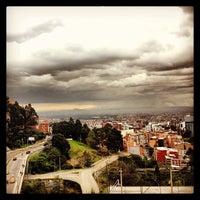 Photo taken at Universidad Manuela Beltrán by Alfredo G. on 5/24/2013