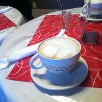 Photo taken at Cafe Fioretti by Miko C. on 1/30/2013