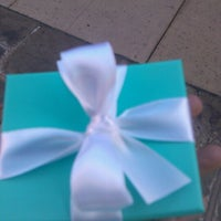 Photo taken at Tiffany & Co. by Roxanne G. on 11/24/2012
