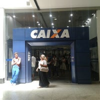 Photo taken at Caixa Econômica Federal by Hudson on 12/9/2013