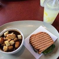 Photo taken at Panera Bread by Diamond W. on 6/11/2014
