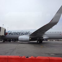 Photo taken at Gate 47A by Arathena S. on 8/24/2013