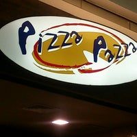 Photo taken at Pizza Pazza by Lorena S. on 11/22/2012