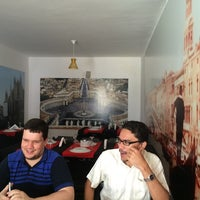 Photo taken at Pizzaria La Dolce Vita by Glauco A. on 7/2/2014