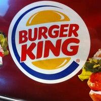 Photo taken at Burger King by Tarcisio M. on 10/19/2012