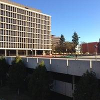 Photo taken at California State University, Los Angeles (CSULA) by Nolan S. on 10/27/2012