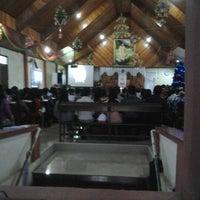 Photo taken at GMIM Pniel Kairagi Satu by Switly P. on 1/1/2013