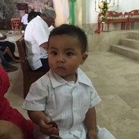 Photo taken at Parroquia Natividad de Maria by Christopher A. on 12/13/2015