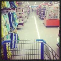Photo taken at Walmart Supercenter by Ashley L. on 5/22/2013