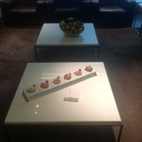 Photo taken at Lufthansa First Class Lounge by Mark Z. on 5/2/2013