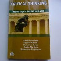 Photo taken at Universitas Katolik Indonesia Atma Jaya by Cindy S. on 11/9/2012
