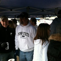 Photo taken at Purdue Tailgating Intermural Fields by Geoff U. on 11/3/2012
