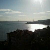 Photo taken at Villa Denise Istanbul by Gökhan Ö. on 1/16/2013