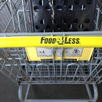 Photo taken at Food 4 Less by Shametha W. on 1/12/2013