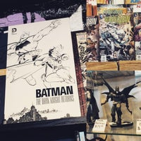 Photo taken at Ash Avenue Comics and Books by Gabe T. on 9/17/2016