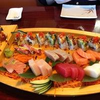 Photo taken at Sushi Rock by Helen W. on 8/15/2013