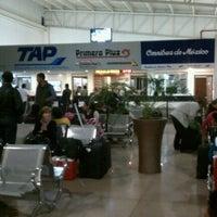 Photo taken at Terminal de Autobuses Nuevo Milenio de Zapopan by Angel G. on 11/5/2012