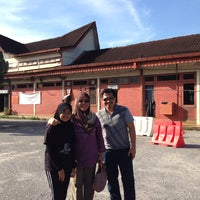 Photo taken at Old Bukit Mertajam Railway Station by Muhaslina M. on 11/29/2013