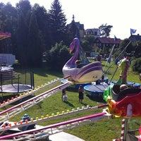 Photo taken at Hamerský rybník by Roman M. on 7/18/2013