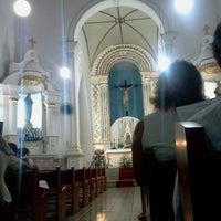Photo taken at Igreja da Varzea by Anna Flávia E. on 12/10/2012