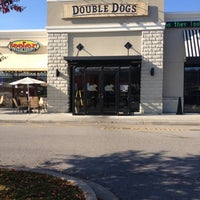 Photo taken at Double Dogs by Tanae T. on 10/25/2012