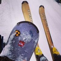 Photo taken at Caviahue Ski Center by Hernán P. on 7/29/2013
