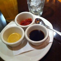 Photo taken at P.F. Chang's by Shane J. on 10/22/2012