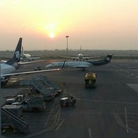 Photo taken at Monterrey International Airport (MTY) by Raul R. on 5/12/2013