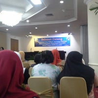 Photo taken at Hotel Sentral by Wiji H. on 10/29/2014