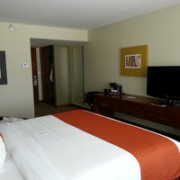 Photo taken at Holiday Inn by Rony V. on 3/10/2013