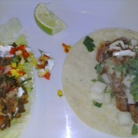 Photo taken at Pinche Taqueria by Erica A. on 11/27/2012