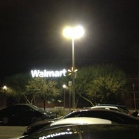 Photo taken at Walmart Supercenter by Bernard H. on 8/19/2013