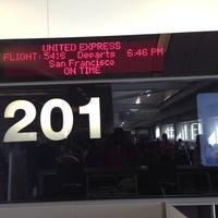 Photo taken at Gate 201 by Bernard H. on 5/25/2013