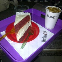 Photo taken at Barista's Cafe by Emna K. on 2/3/2013